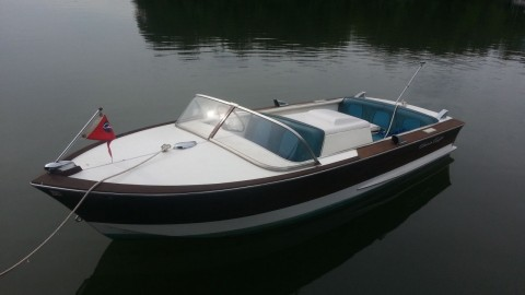 1964 Chris Craft Custom Ski Boat for sale