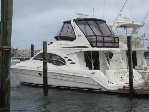 2005 Sea Ray 420 Sedan Bridge for sale