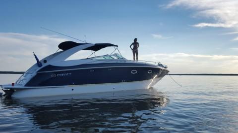 2001 Cobalt 360 Boat for sale