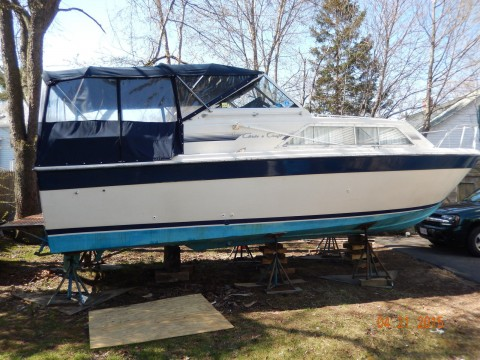 1980 Chris Craft catalina for sale