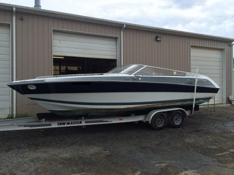 1989 Four Winns Liberator 26′ for sale