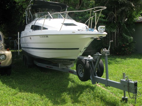1999 Bayliner Ciera 26.5 Mercruiser for sale