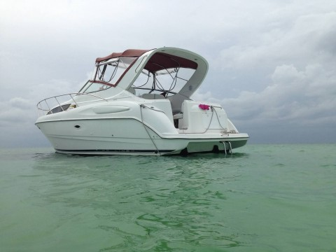 1999 Bayliner Ciera 3055 Boat Cruiser for sale