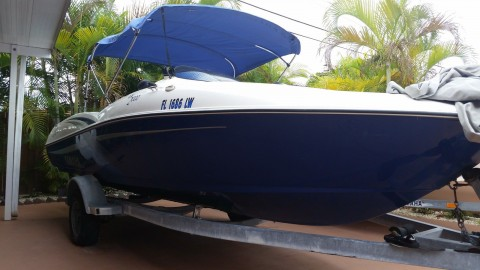 2002 Yamaha LX2000 JET BOAT for sale