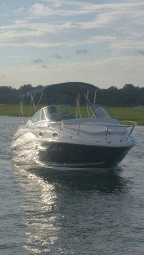 2008 Sea Ray 240 Sundancer for sale