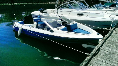 1989 Bayliner 19FT Bowrider for sale