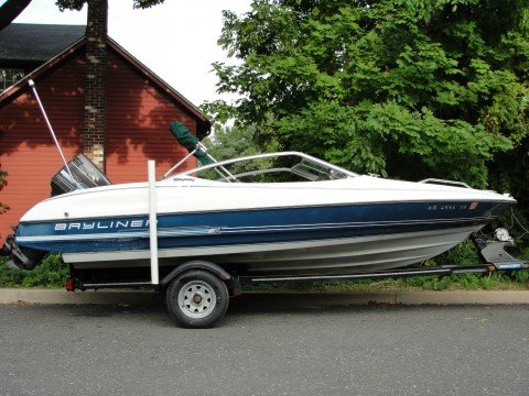 1991 Bayliner 17 Capri for sale