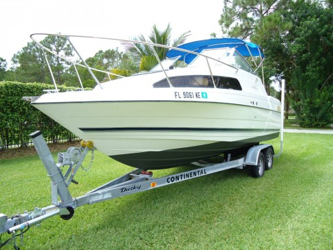 1998 Bayliner Ciera 2252 Express for sale