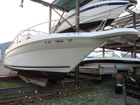 1998 Sea ray 270 Sundacer for sale