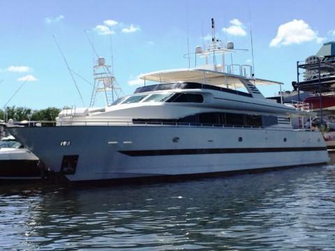 2000 Horizon Motor Yacht Custom Motor Yacht for sale
