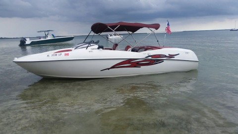 2001 Yamaha LS 2000 JET BOAT for sale