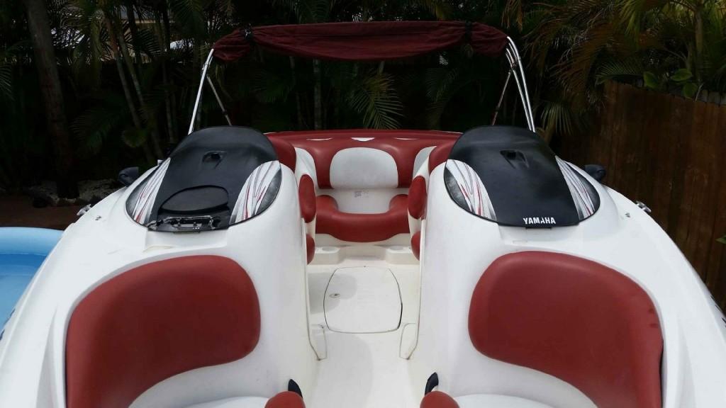 2001 Yamaha Ls 2000 Jet Boat For Sale