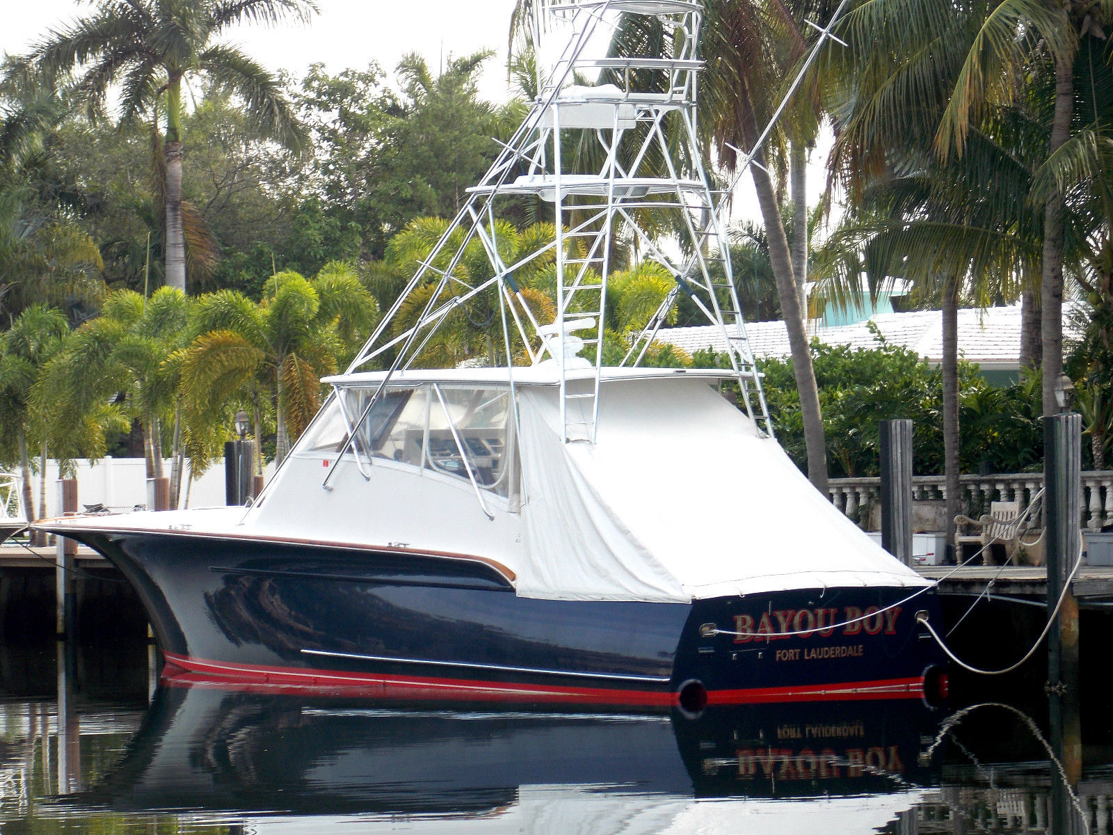 2006 buddy davis 52 express offshore fishing sport fish for Express fishing boats for sale