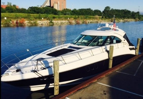 2010 Sea Ray 540 Sundancer for sale