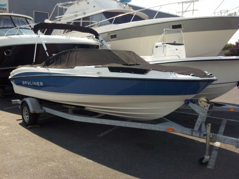 2011 Bayliner 215BR Bowrider 4.3 Mercruiser 230hp for sale