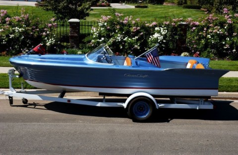 1959 Chris Craft Silver Arrow for sale