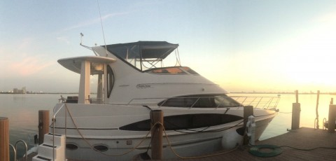 2001 Carver Boats 396 Motor Yacht for sale