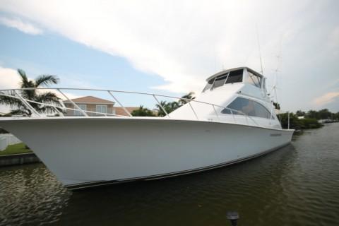 2001 Ocean Yachts 56 Super Sport for sale