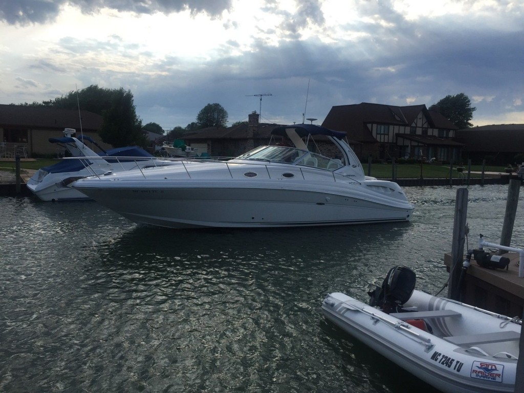 2005 Sea Ray 340 Sundancer,absolutely Maticulously Cared for