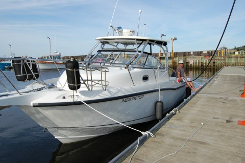 2006 Boston Whaler 285 CONQUEST for sale