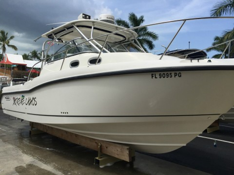 2007 Boston Whaler Conquest for sale