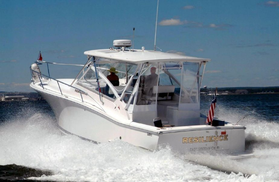 2007 luhrs 31 hard top leisure sport fish for sale for Sport fishing boats for sale