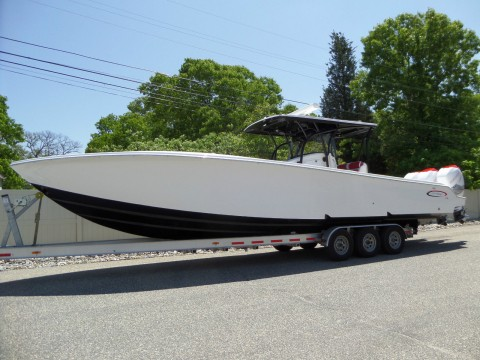 2011 Nor Tech 390 Sport Center Console for sale