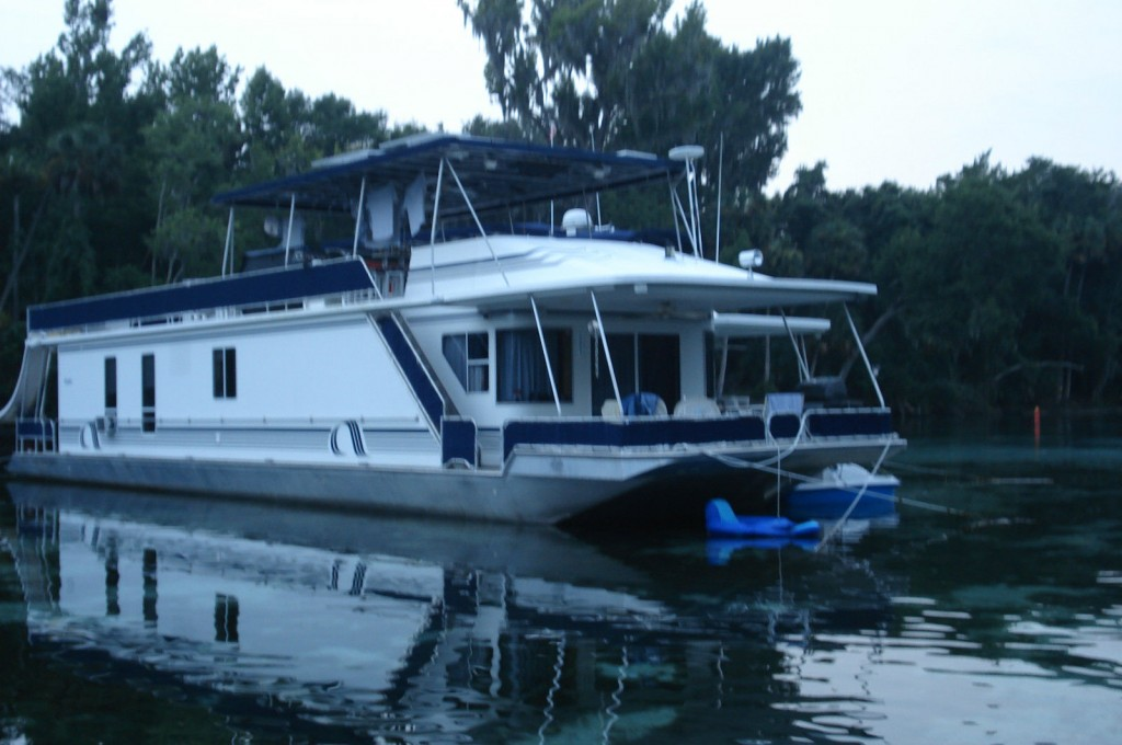 Houseboat By Stardust For Sale