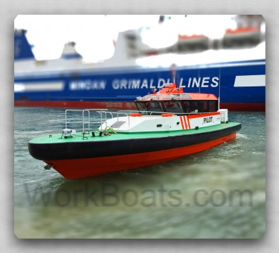 Besiktas Workboats , Besiktas Shipyard, Pilot Boat for sale