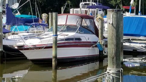 1987 Sea Ray Sundancer 268 for sale