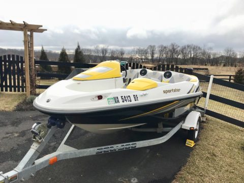 2005 Sea Doo Sportster 215 Supercharged in excellent condition for sale