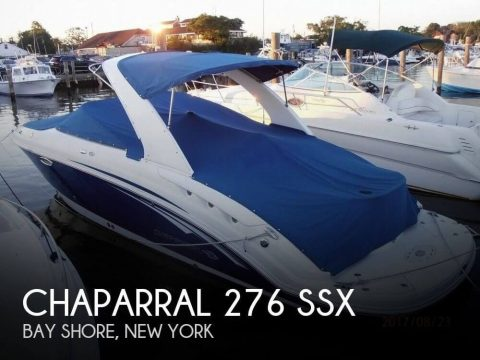2007 Chaparral 276 SSX for sale