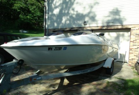 Very fast 2001 Yamaha for sale