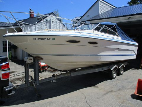GREAT 1987 Sea Ray Sundancer for sale