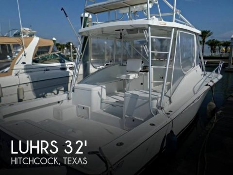 1995 Luhrs – Tournament 320 Open for sale