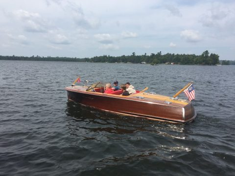 BEAUTIFUL 1949 Chris Craft Custom for sale