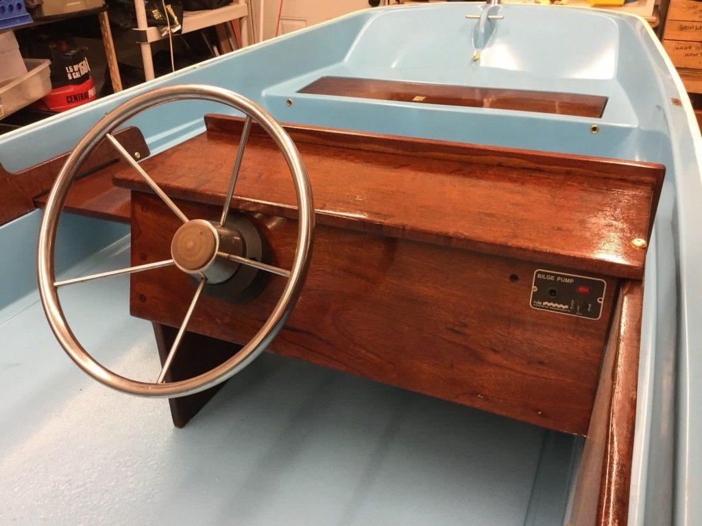 1962 Boston Whaler