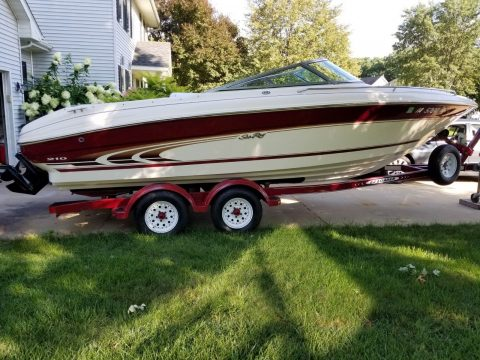 NICE 1998 Sea Ray 210 open bow for sale