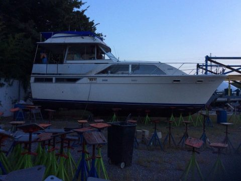1973 Pacemaker 40ft. Yacht for sale