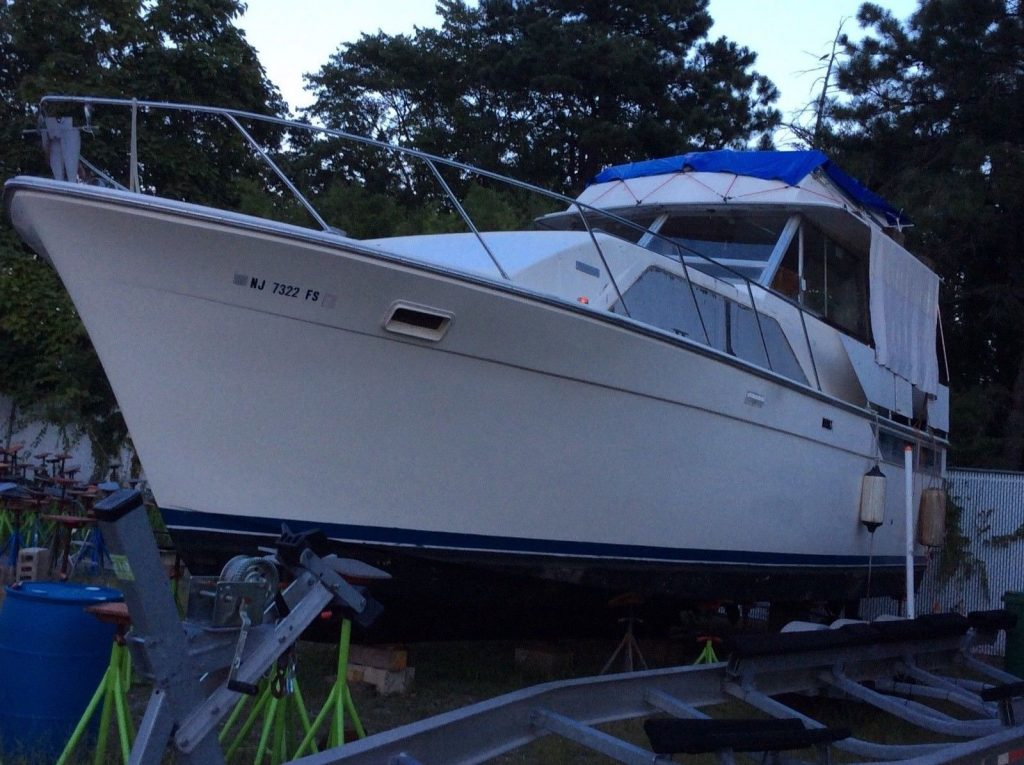 1973 Pacemaker 40ft. Yacht