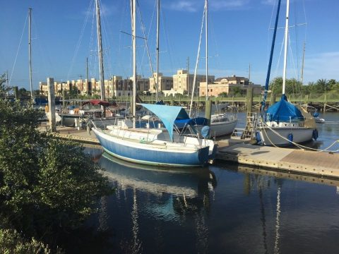 1976 Ericson 27 Sailboat for sale