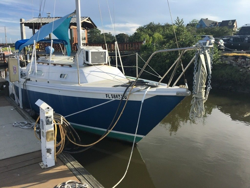 1976 Ericson 27 Sailboat