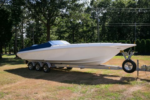 1996 Fountain Fever Ready to go for sale