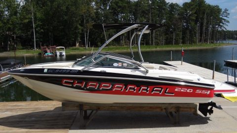 2004 Chaparral 220 SSi for sale