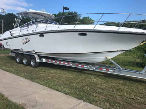 2004 Fountain Sport Fish for sale