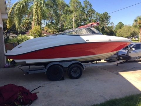 2007 Yamaha SX210 Jet Boat, for sale