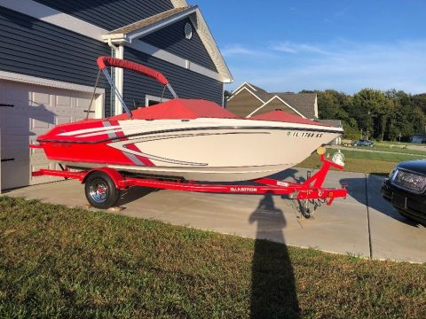 2014 Glastron 187 GTS Supercharged Jet Boat & Trailer for sale