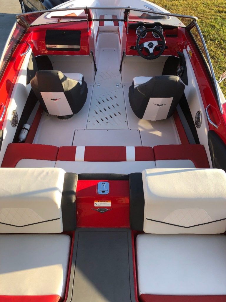 2014 Glastron 187 GTS Supercharged Jet Boat & Trailer