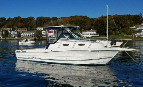 2000 Sea Sport 2844 Walkaround for sale
