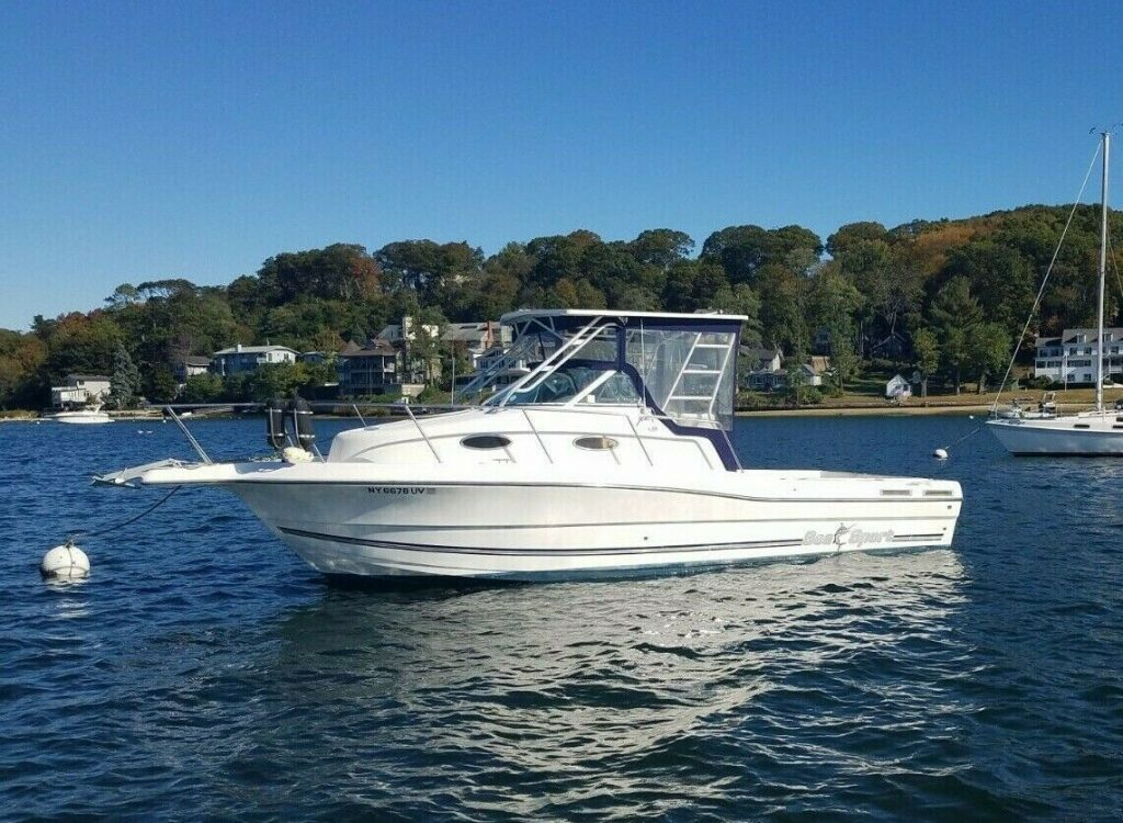 2000 Sea Sport 2844 Walkaround